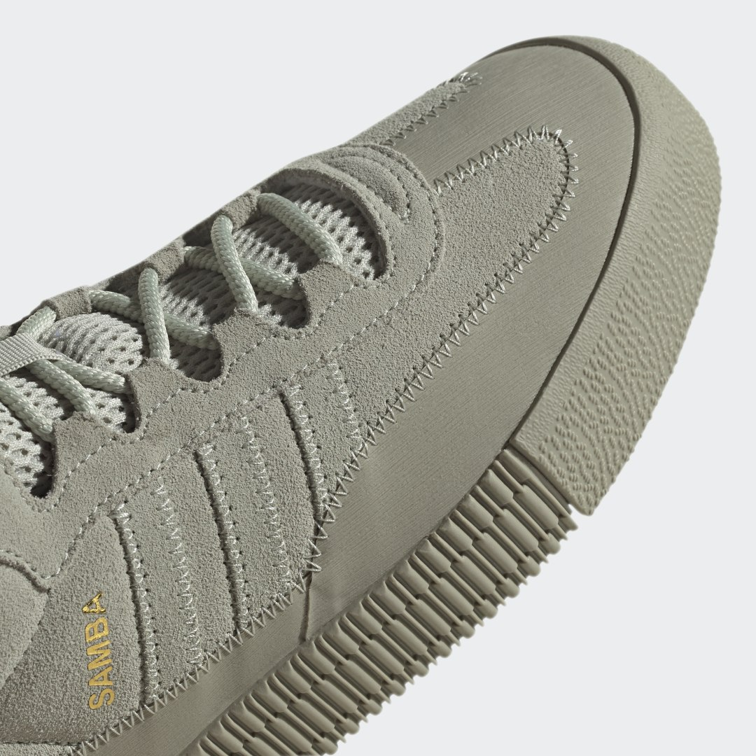 Ботинки Samba adidas Originals Зеленый GZ8108