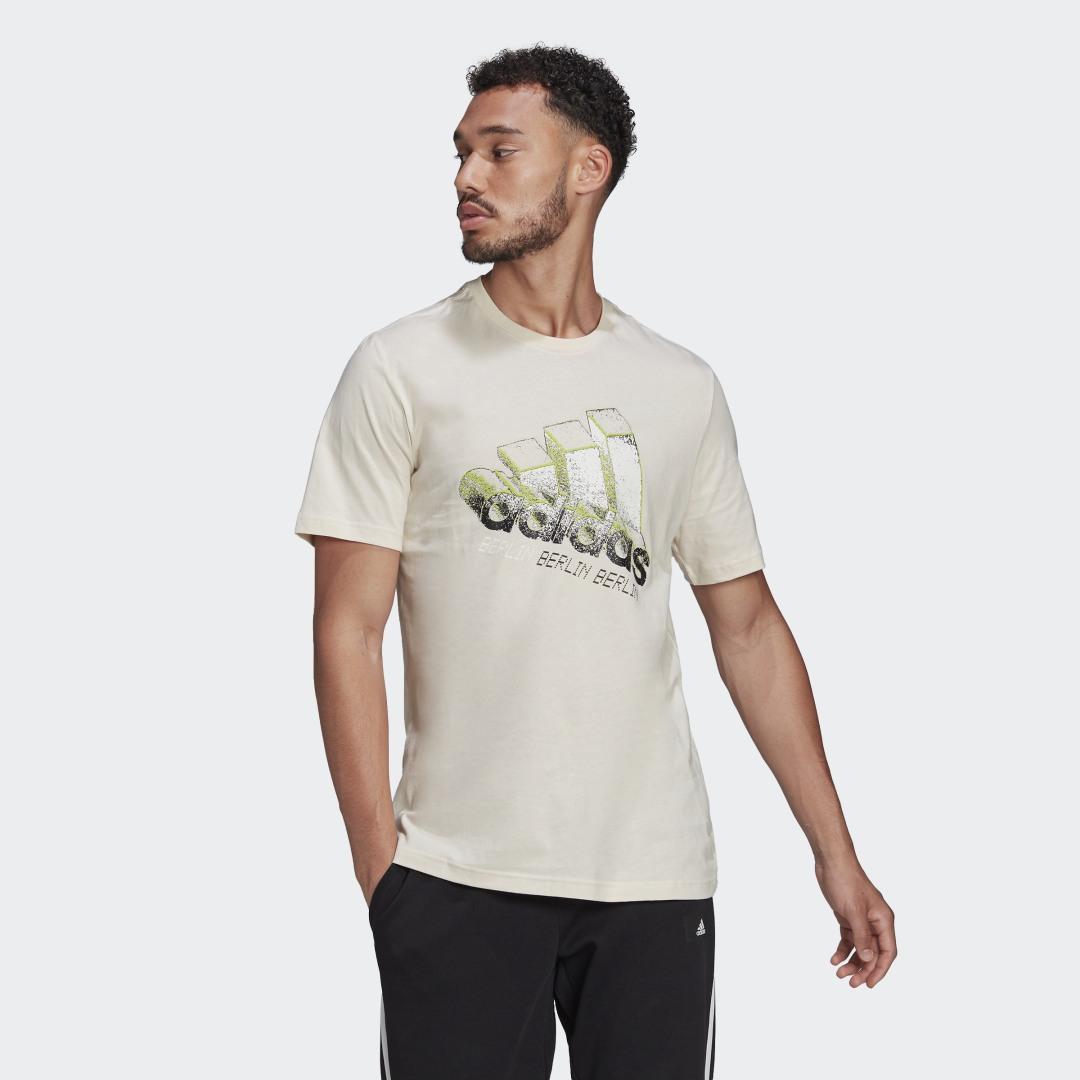 Berlin Logo Carrier T-shirt