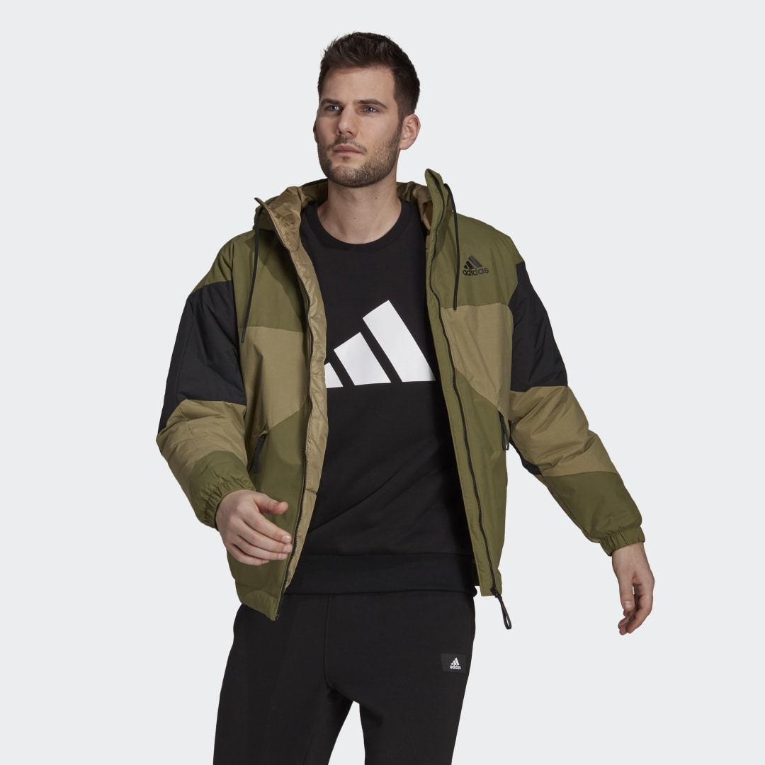 Back to Sport Insulated Capuchonjack
