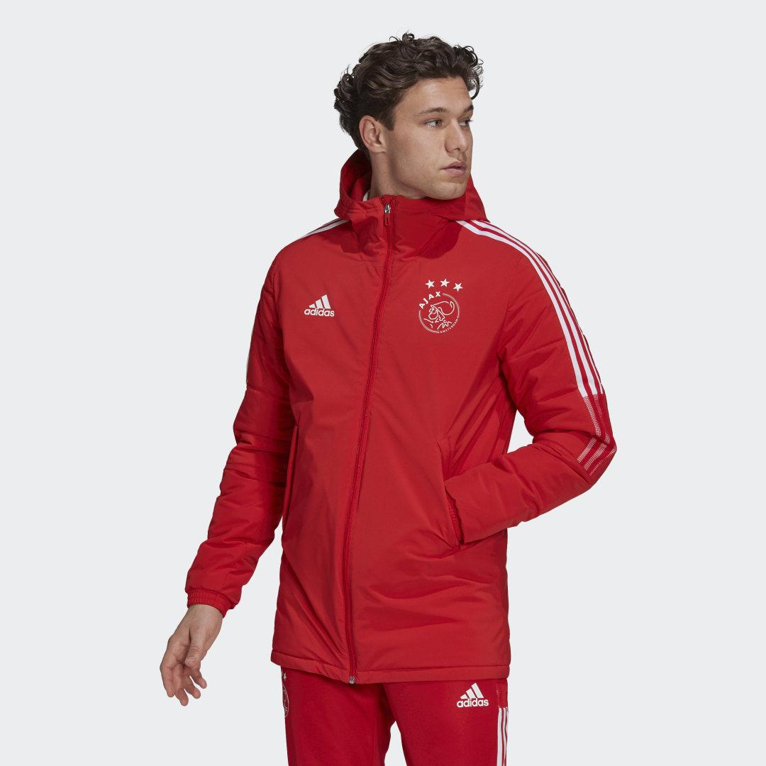 Ajax Winterjacke