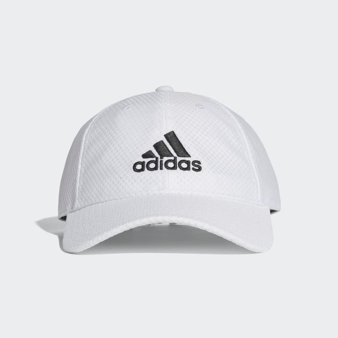 кепка adidas, белая