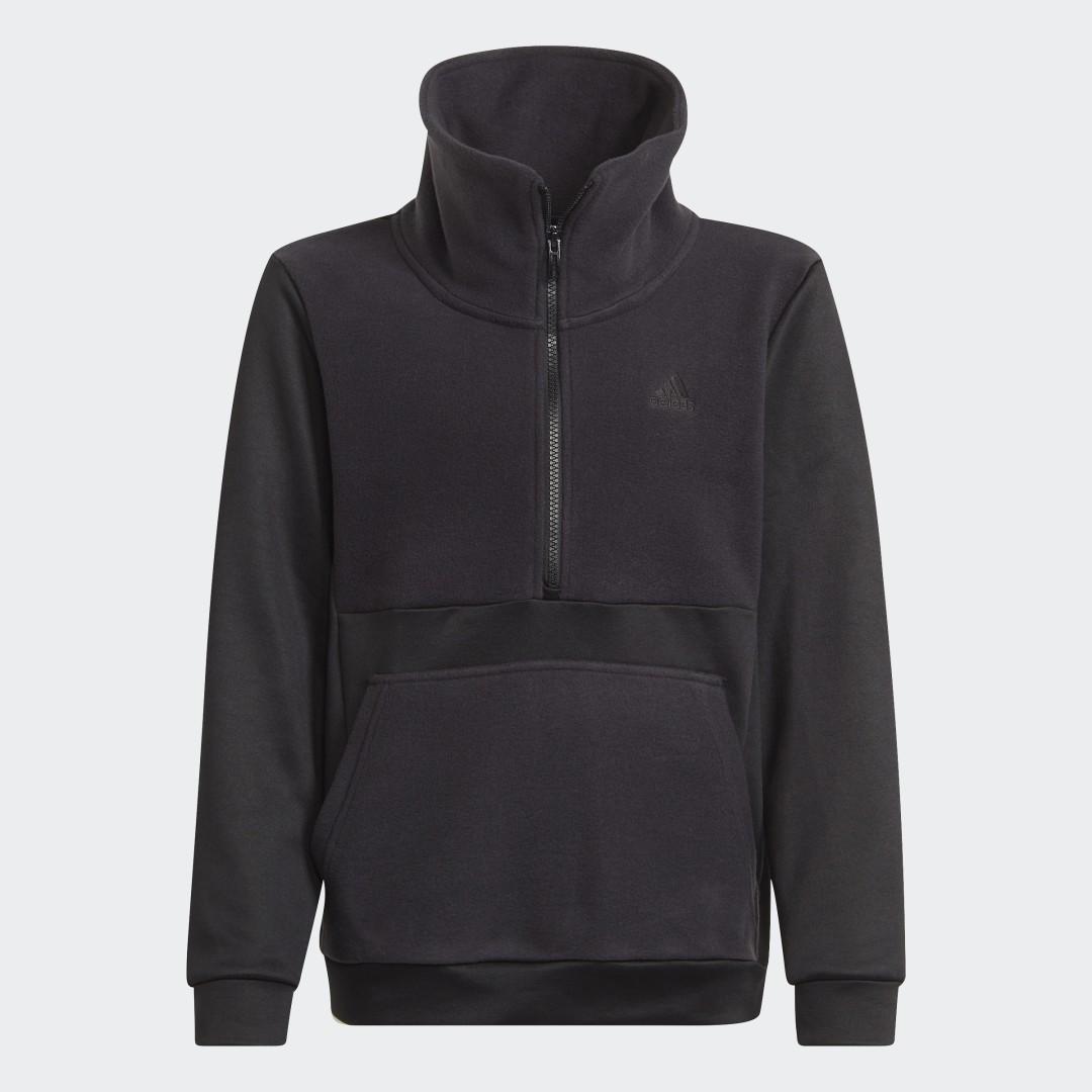 Designed to Move Fleece Sweater (Uniseks)