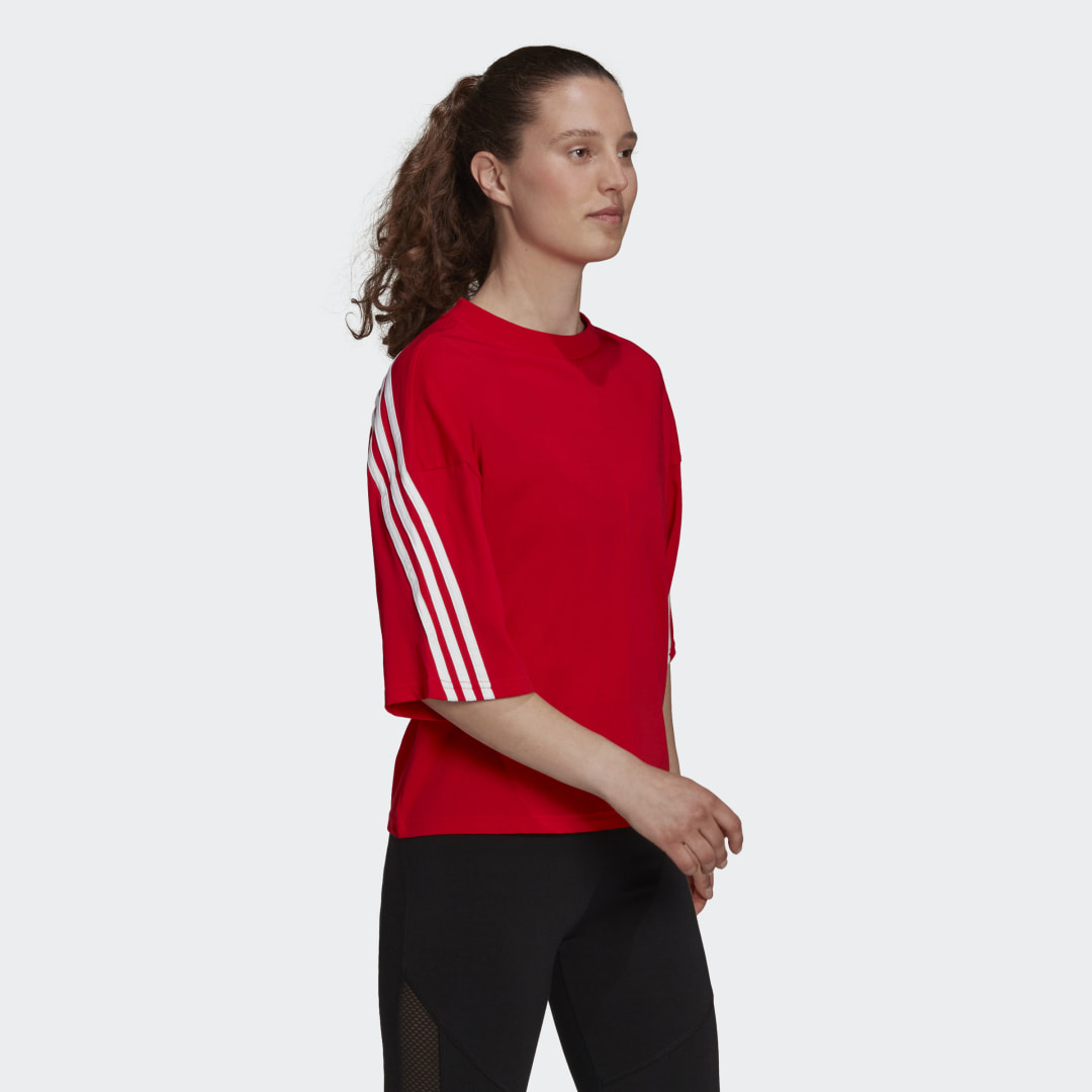 Футболка adidas Sportswear Future Icons 3-Stripes