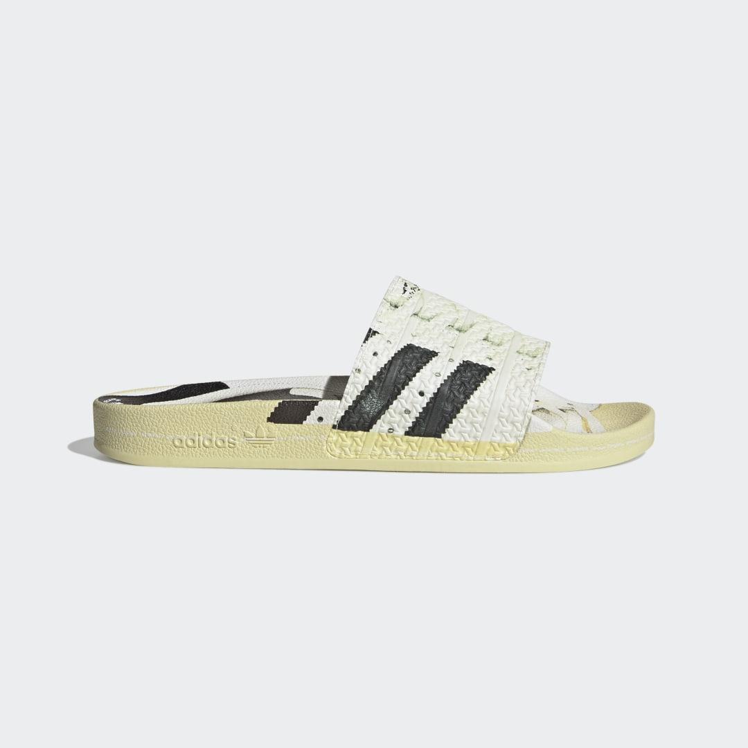 Шлепанцы Adilette Superstar adidas Originals
