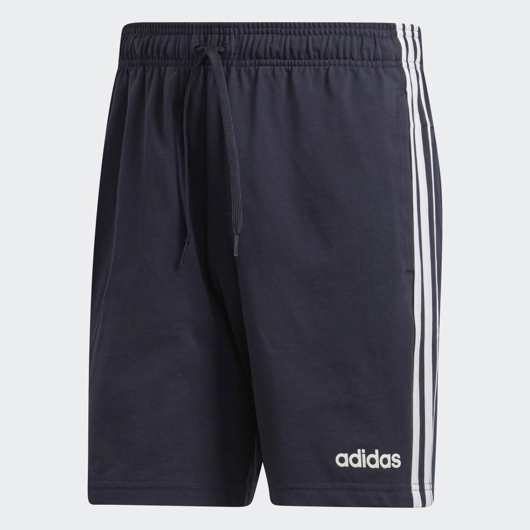Шорты Essentials 3-Stripes adidas Performance