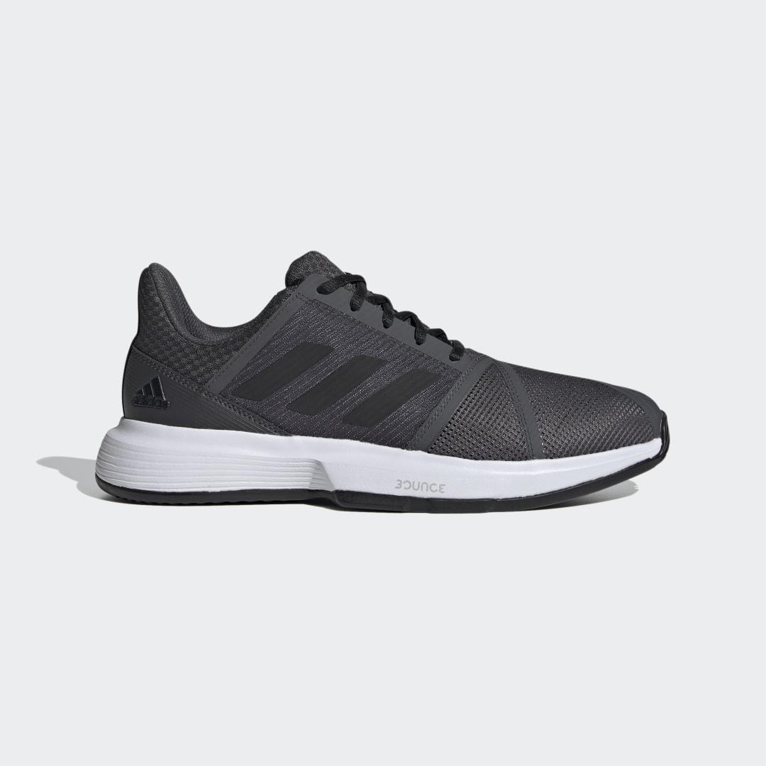 Кроссовки для тенниса CourtJam Bounce Clay adidas Performance