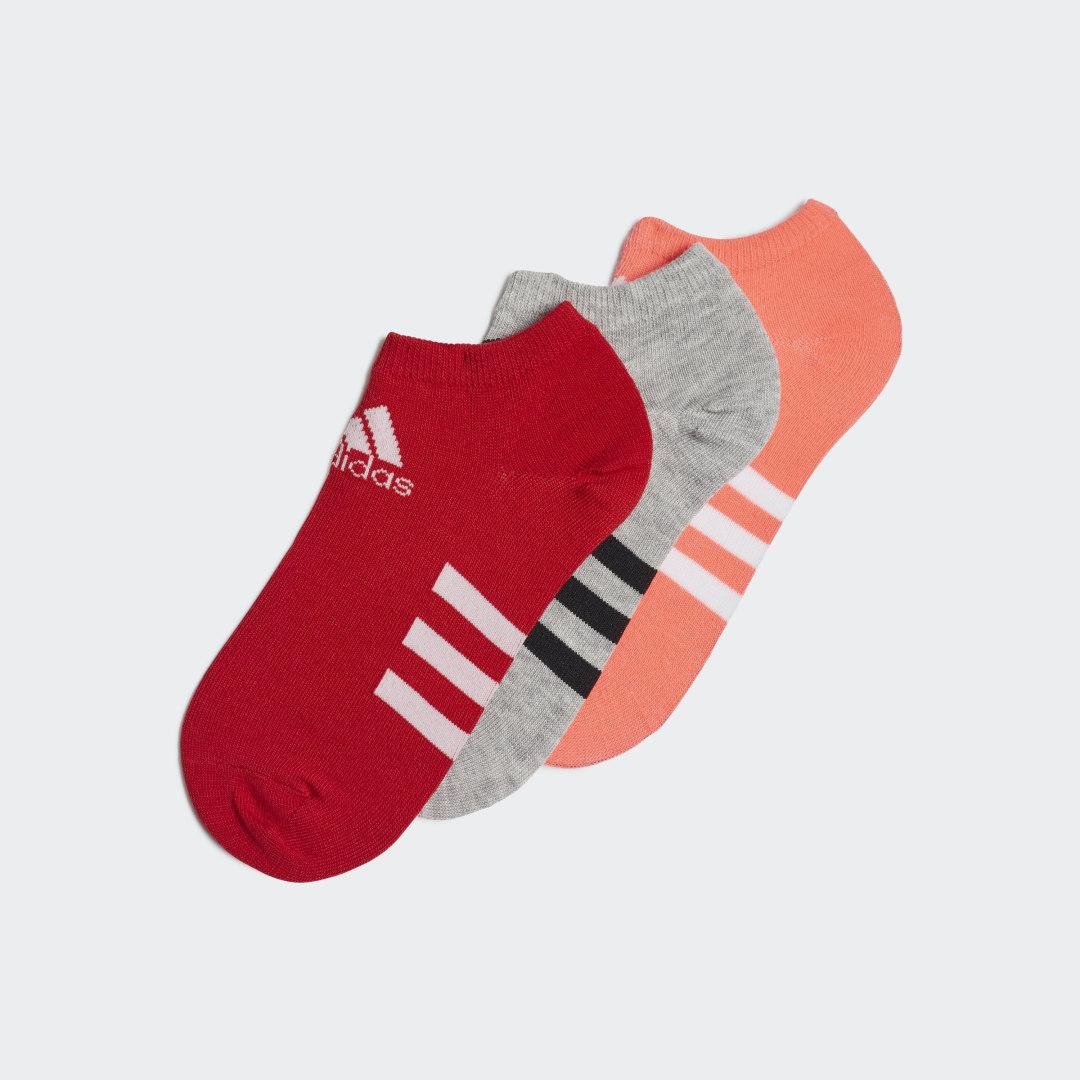 Три пары носков Low adidas Performance
