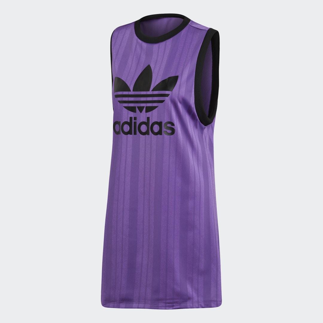 женская футболка adidas, розовая
