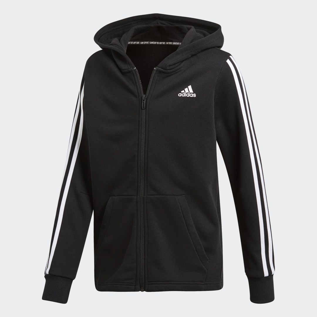 Толстовка Must Haves 3-Stripes adidas Performance