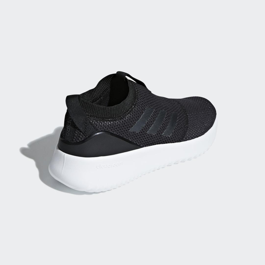 Фото 3 - Кроссовки Ultimafusion adidas Performance черного цвета
