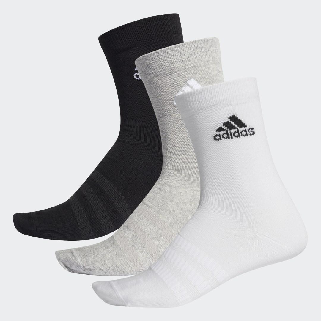 Купить Три пары носков Crew adidas Performance по Нижнему Новгороду