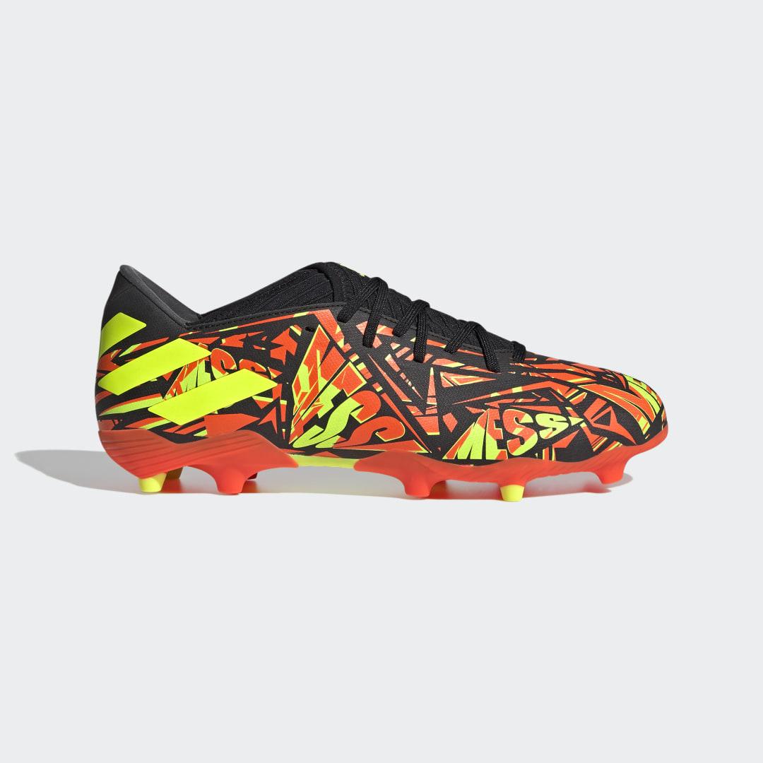 Футбольные бутсы Nemeziz Messi.3 FG adidas Performance