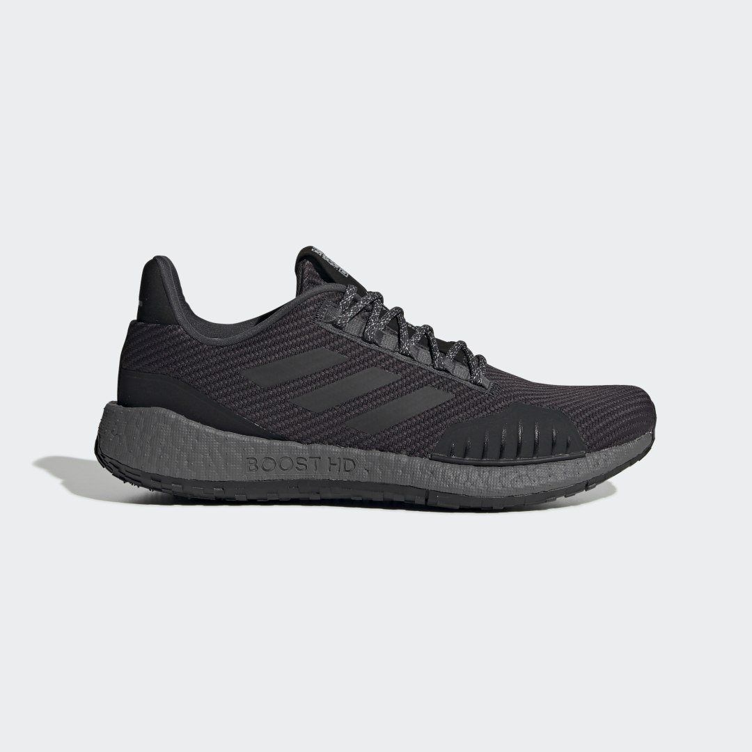 Adidas Pulseboost HD Winter carbon/core black/grey three