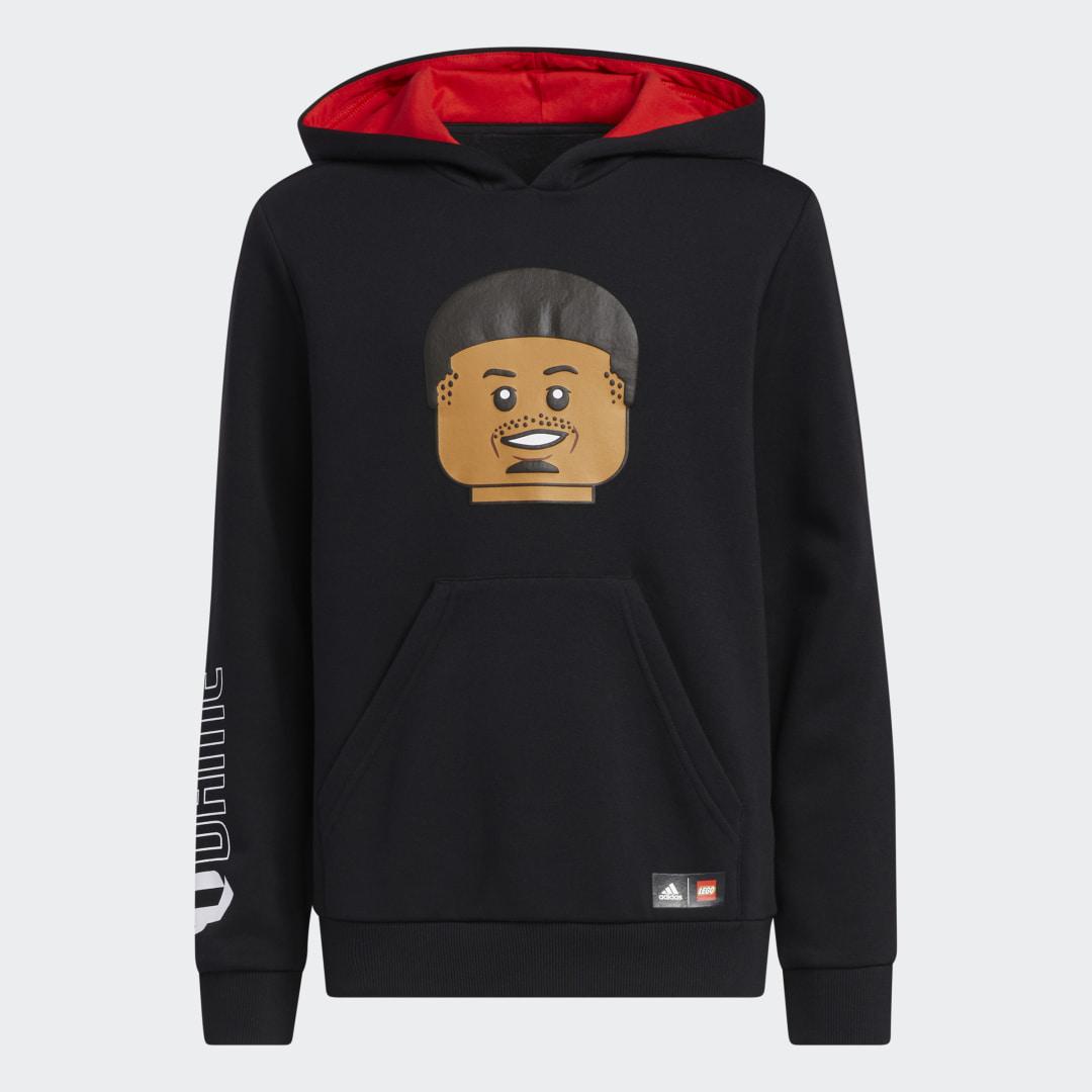 Худи Damian Lillard adidas x LEGO®