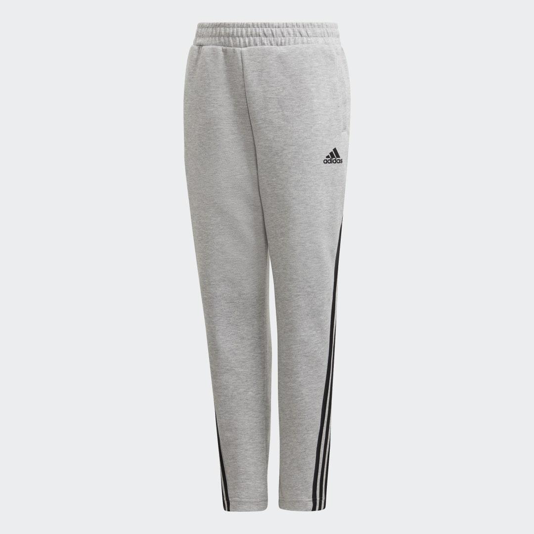 3-Stripes Doubleknit Tapered Leg Broek