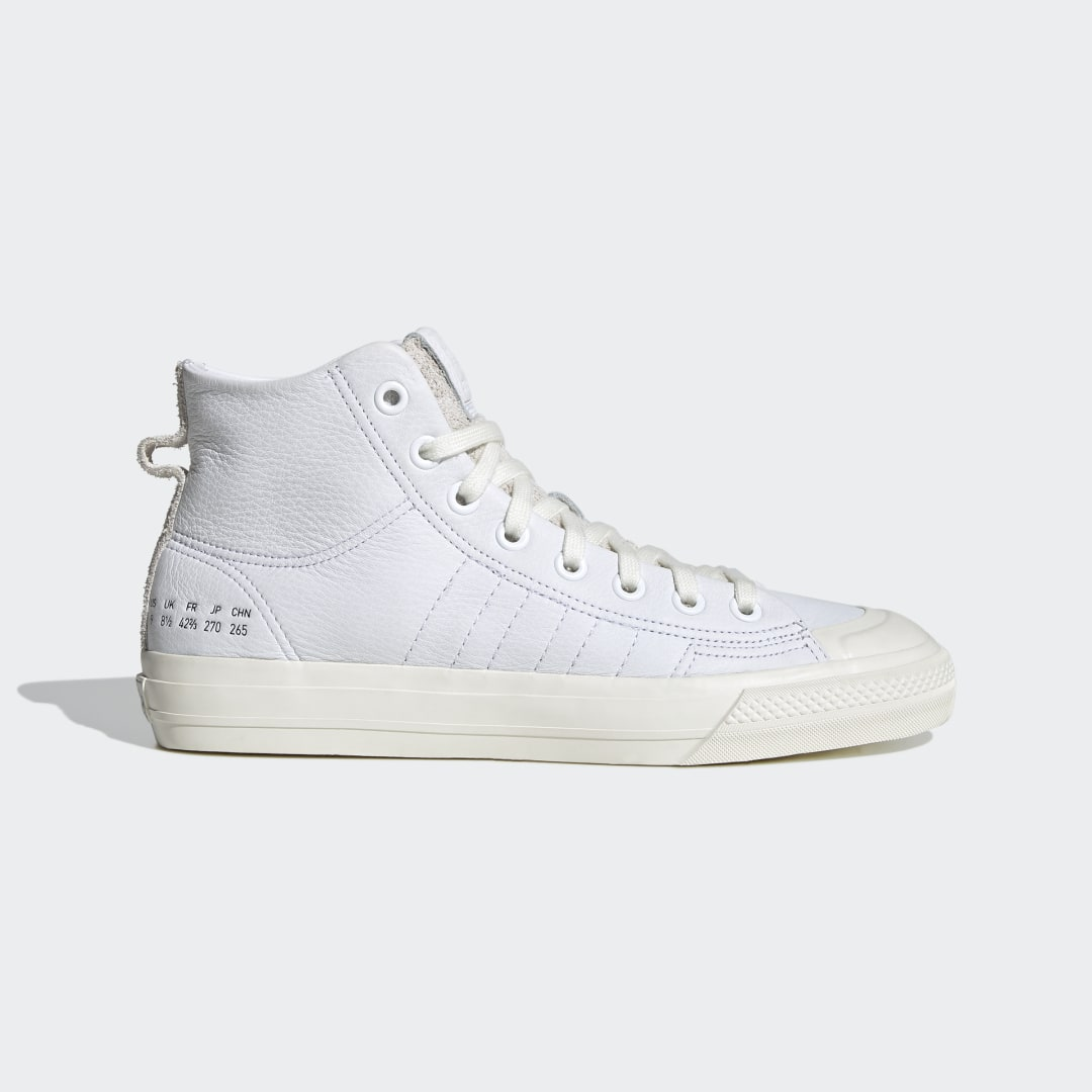 Высокие кеды Nizza Hi RF adidas Originals