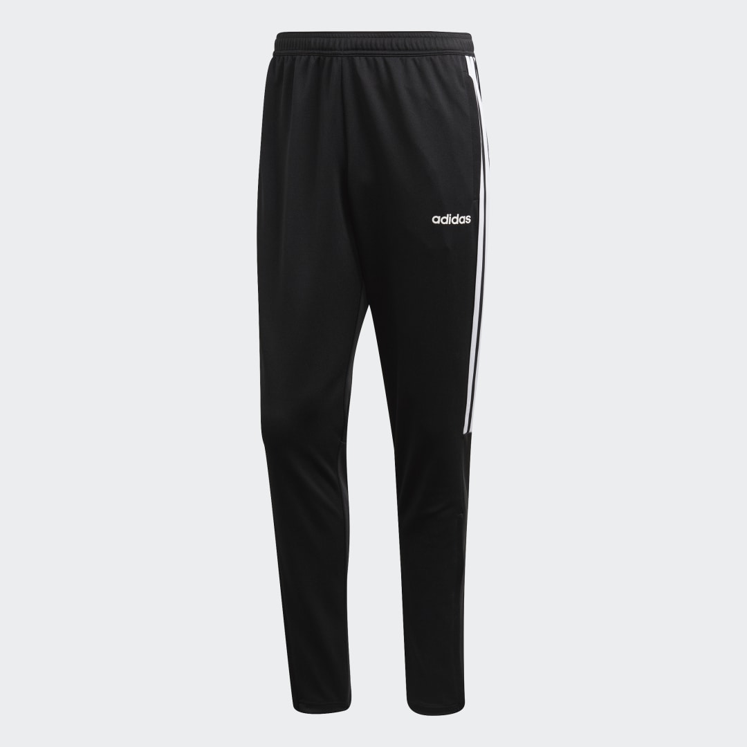 мужские брюки adidas, черные