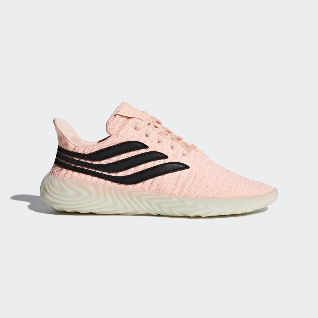женские кроссовки adidas, оранжевые