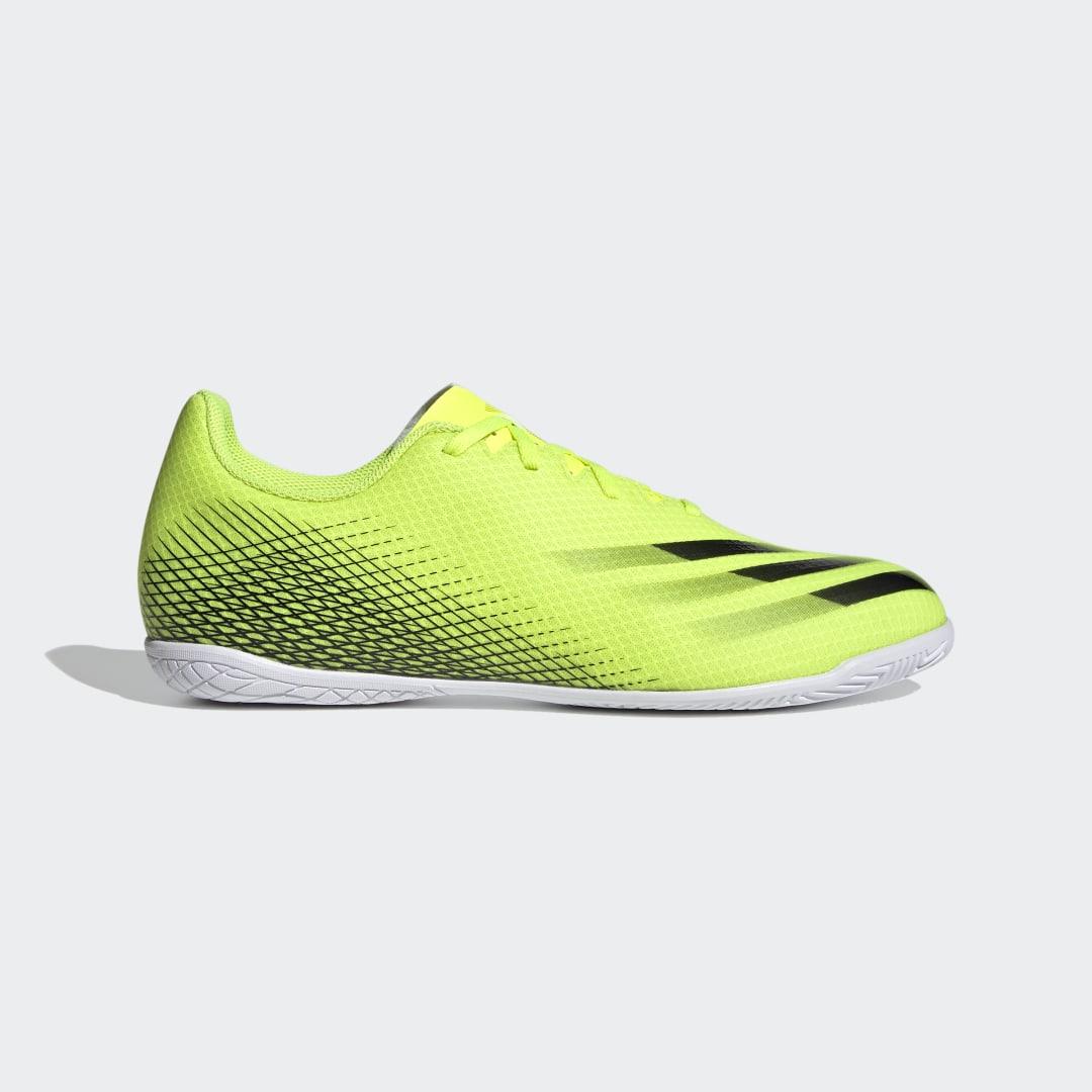 Футбольные бутсы (футзалки) X Ghosted.4 IN adidas Performance