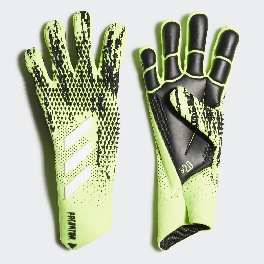 Вратарские перчатки Predator 20 Pro adidas Performance
