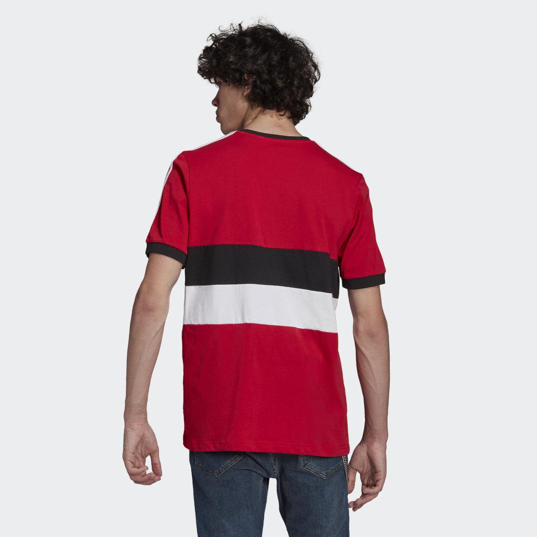 Manchester United 3-Stripes T-shirt