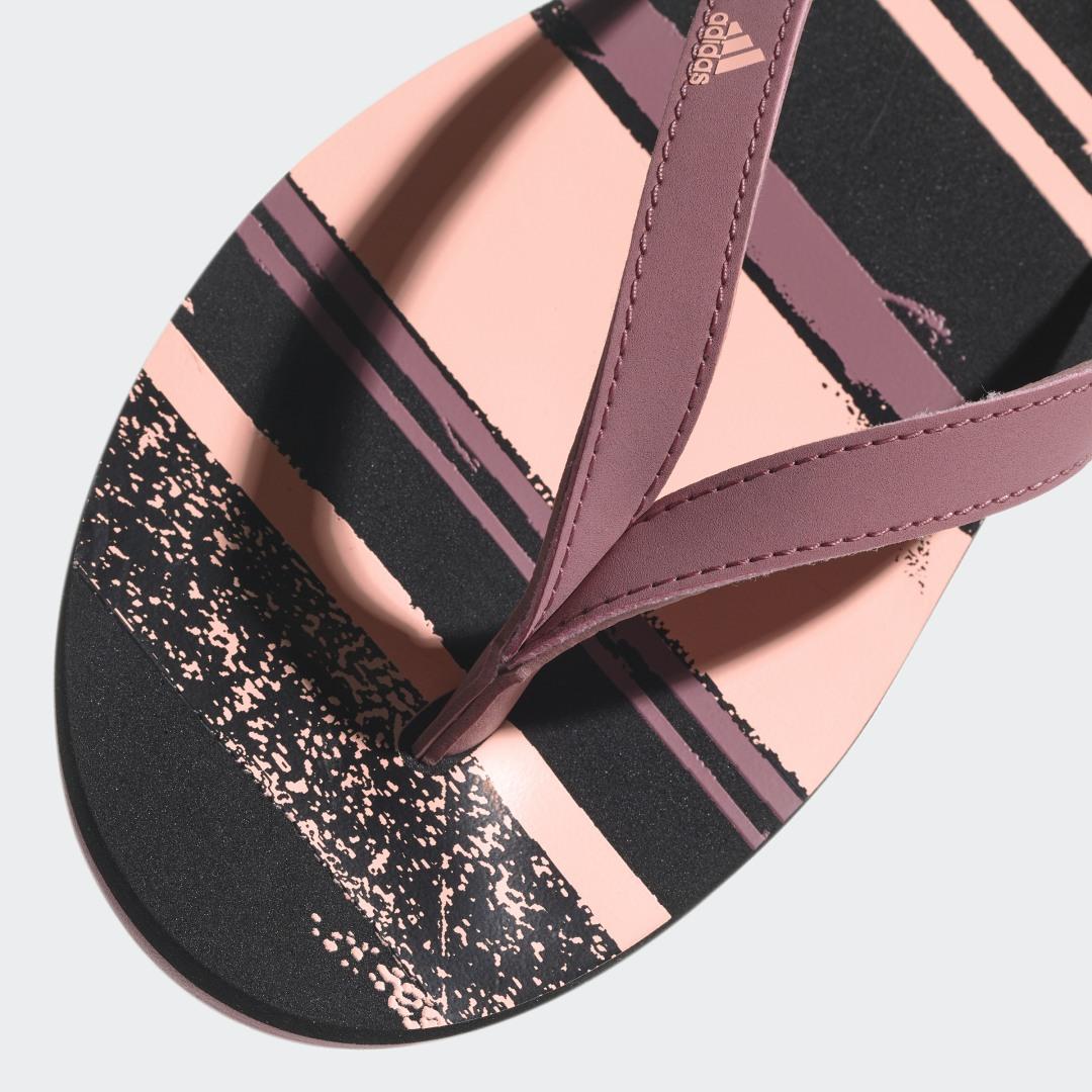 Фото 5 - Сланцы Eezay Essence adidas Performance черного цвета