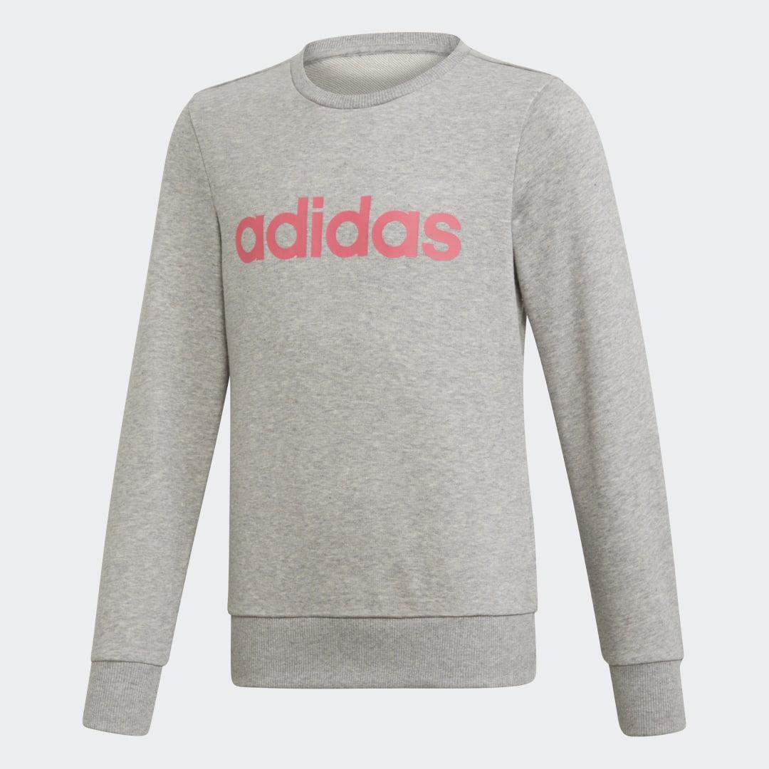 Купить Джемпер для фитнеса Linear Trefoil adidas Athletics по Нижнему Новгороду