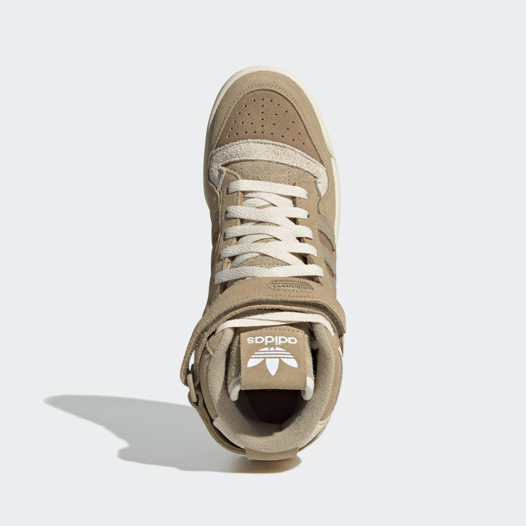 Кроссовки Forum 84 Hi adidas Originals Зеленый GZ8592