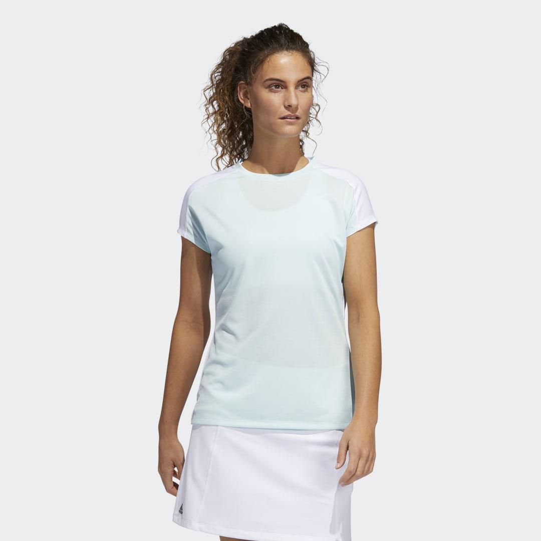 Colorblock Primeblue HEAT.RDY Poloshirt
