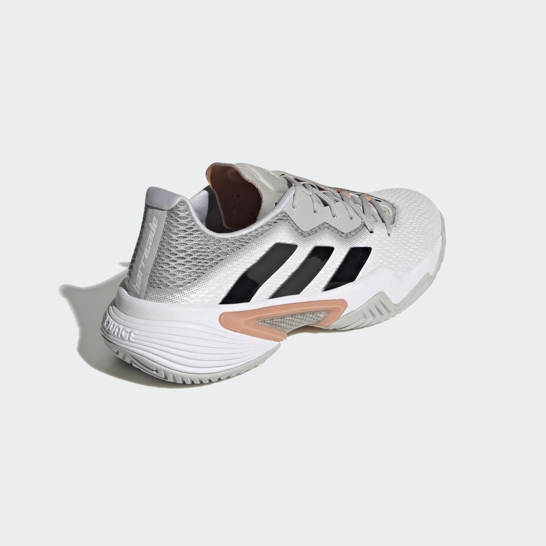 Кроссовки для тенниса Barricade adidas Performance Черный H67699