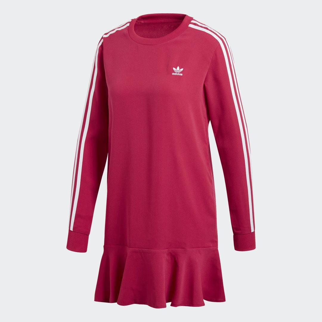 женская футболка adidas, разноцветная