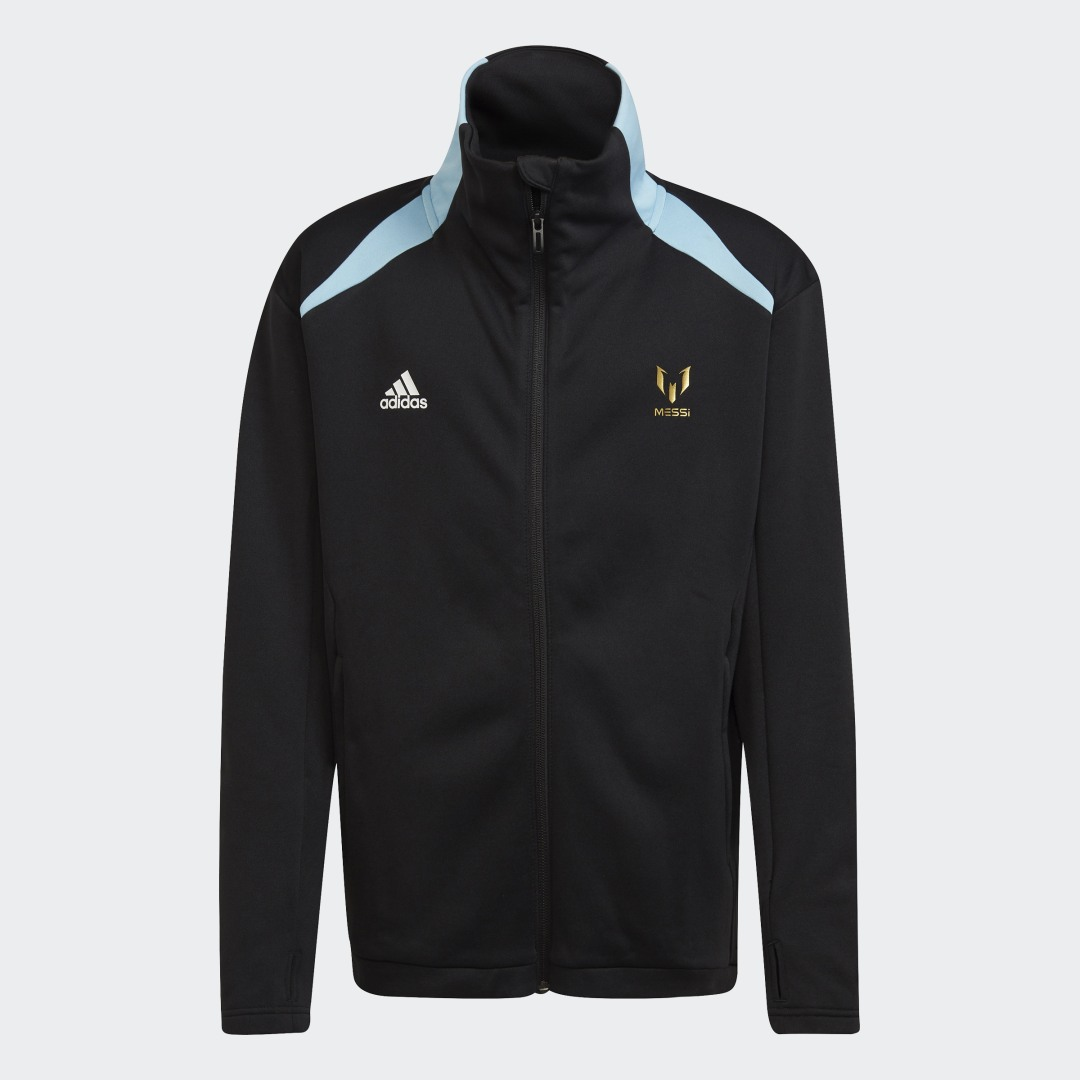 Олимпийка AEROREADY Messi X Football-Inspired adidas Sportswear