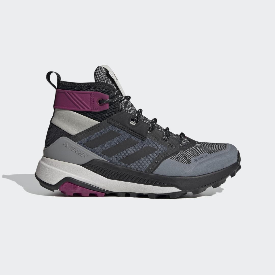 Высокие кроссовки для хайкинга Terrex Trailmaker GORE-TEX adidas TERREX