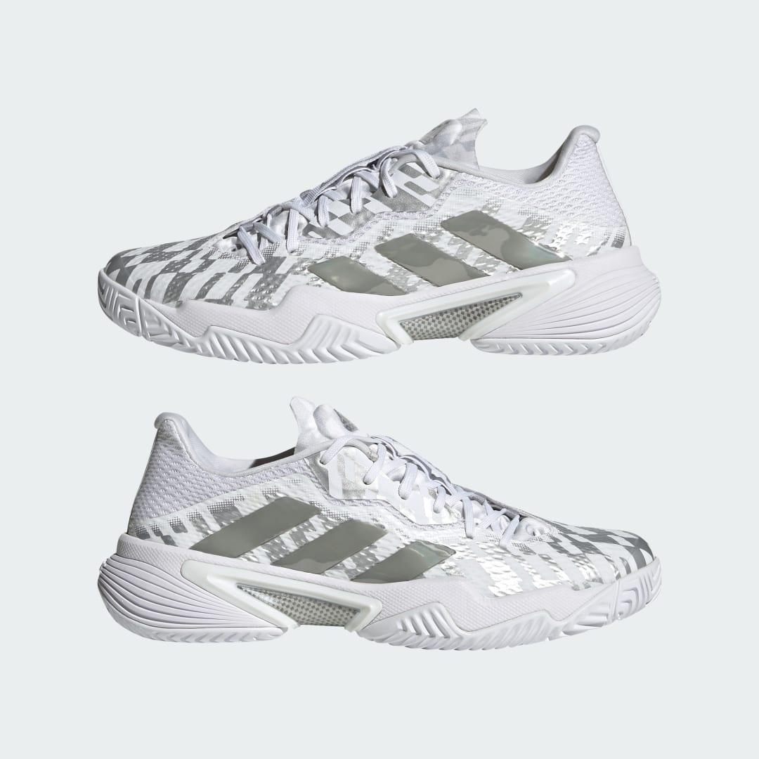 Теннисные кроссовки Barricade Hardcourt adidas Performance Белый GZ8484