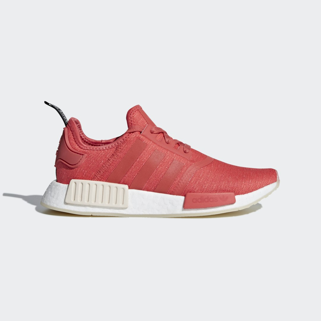 adidas A pioneer of contemporary street style, NMD is futuristic and fearless. The sock-like design of these shoes gives them a close, contoured fit. With Boost for soft yet responsive cushioning.