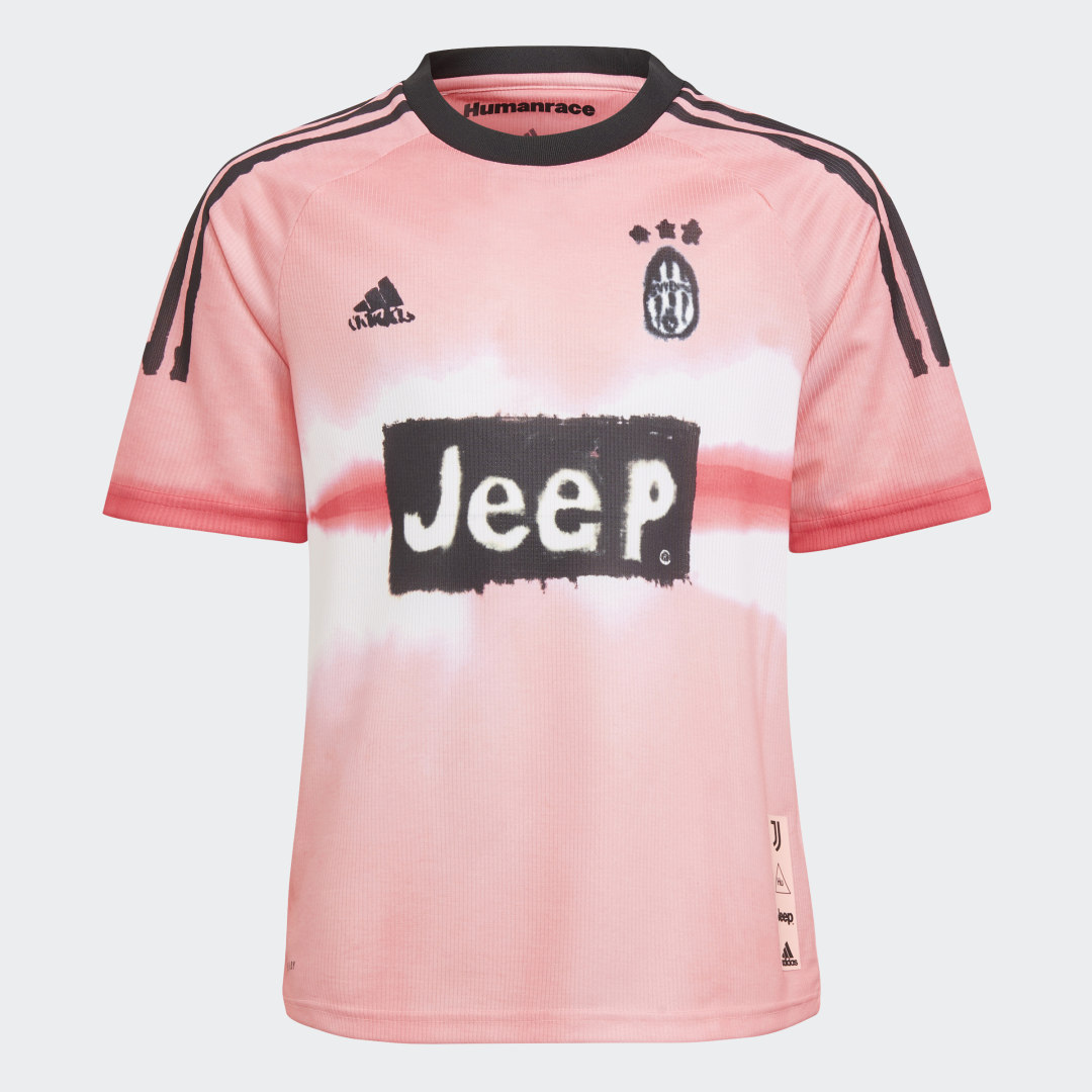 Juventus Human Race Voetbalshirt