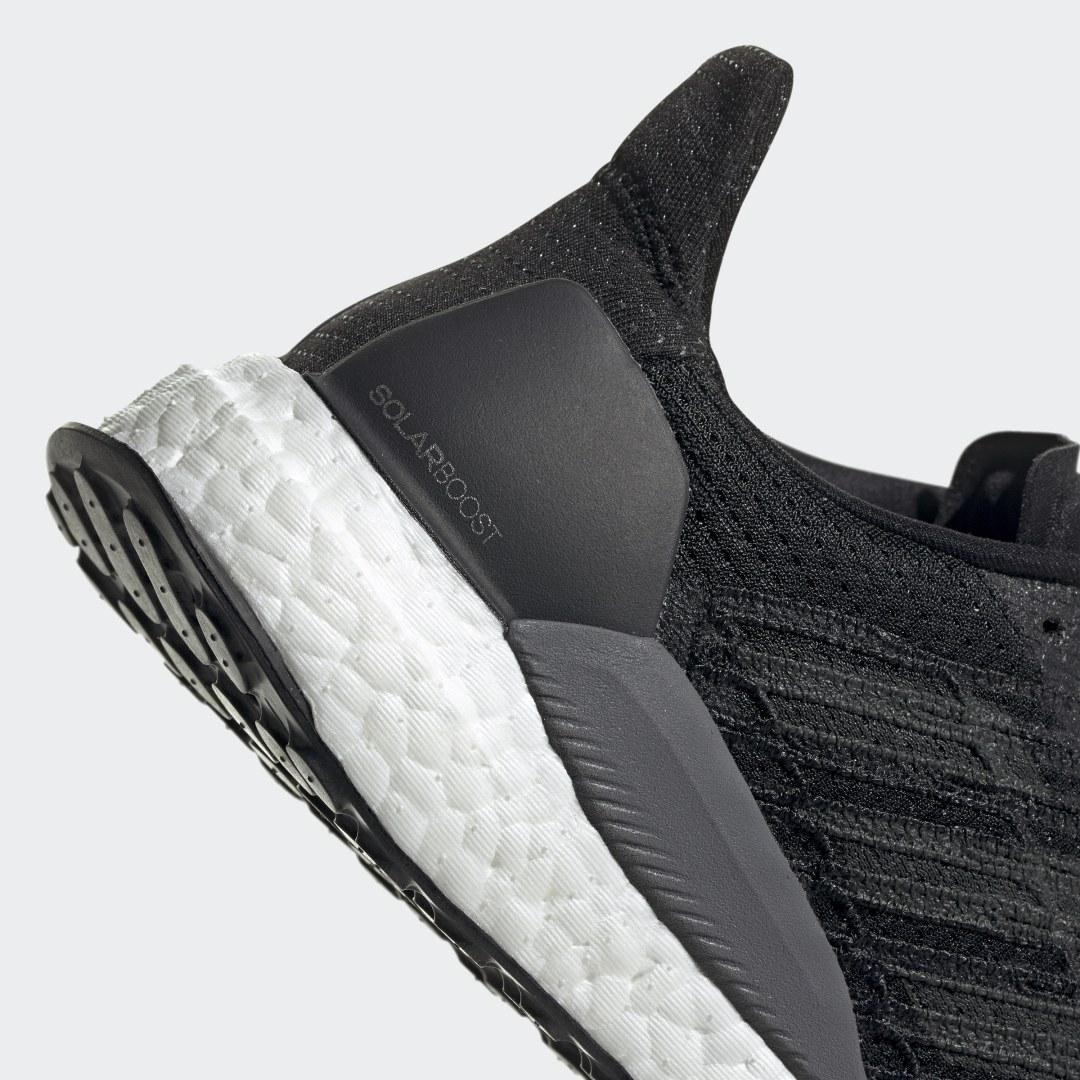 Фото 6 - Кроссовки для бега SolarBoost 19 adidas Performance черного цвета