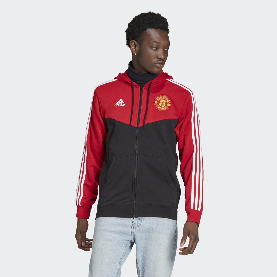 Manchester United 3-Stripes Ritshoodie