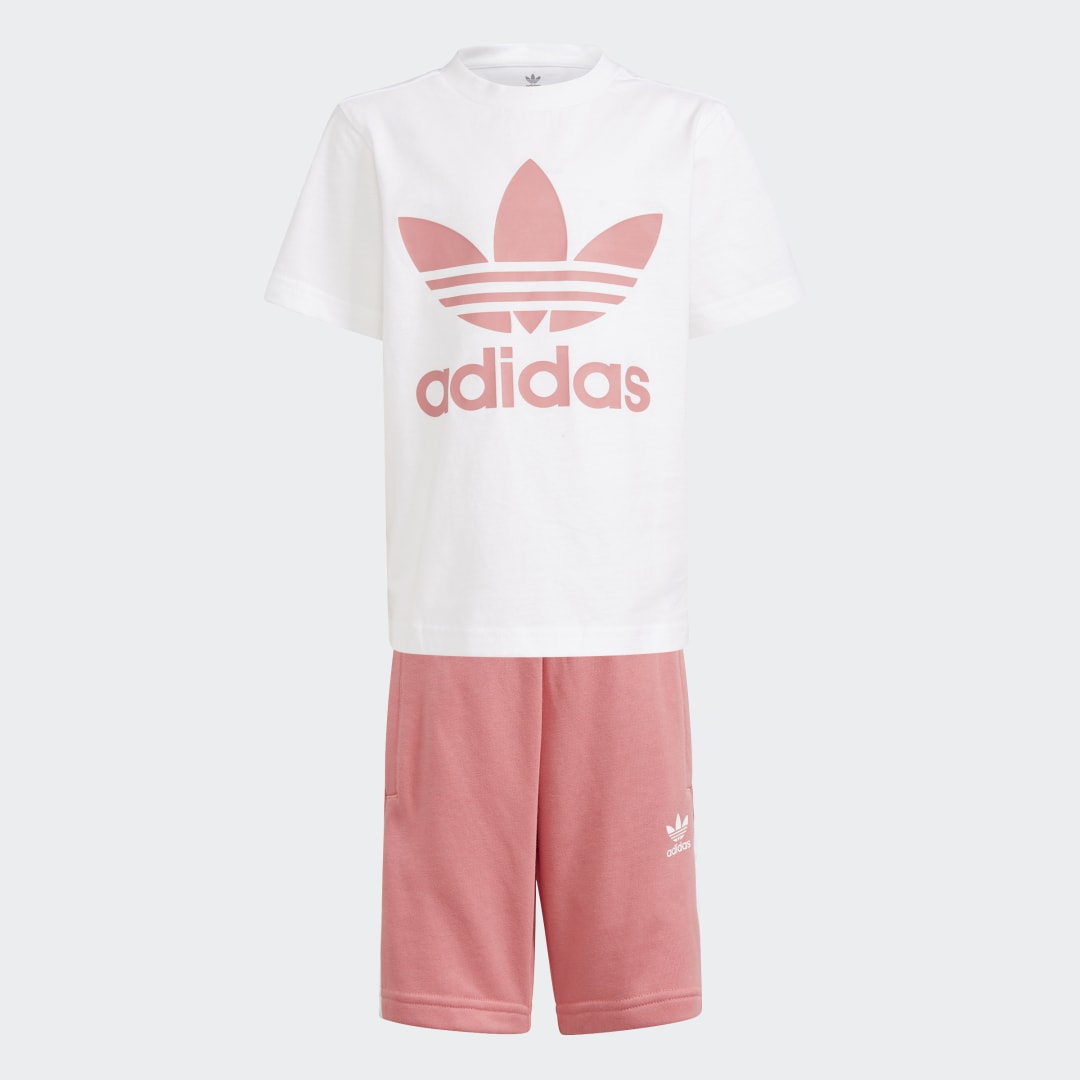 Adicolor Short en T-shirt Set