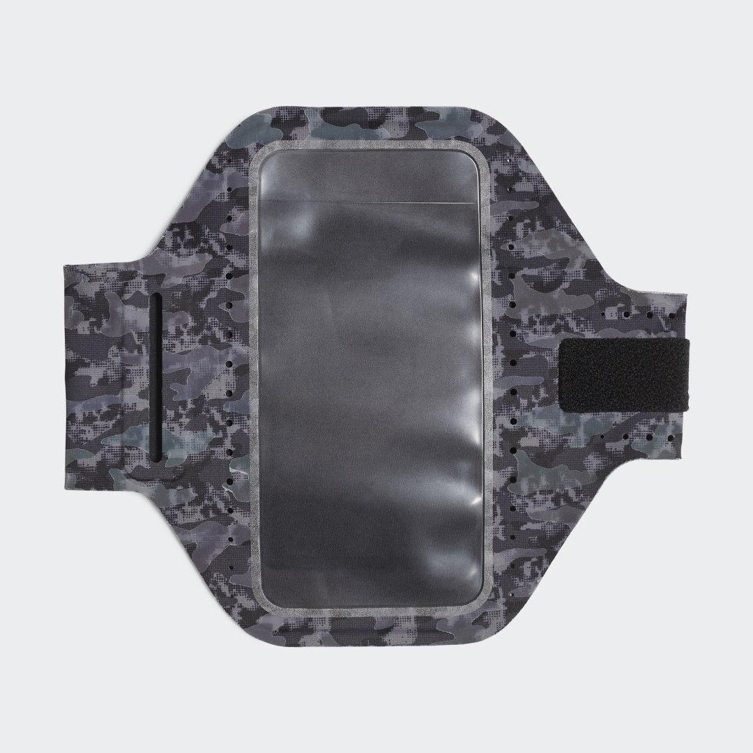 Universal Armband 2.0 Reflecterend Zwart Maat L