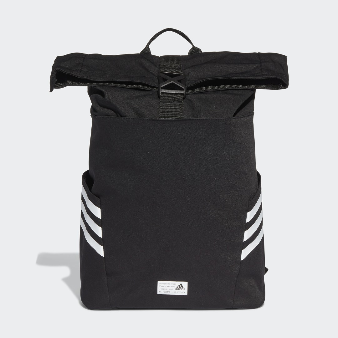 Classic Roll-Top Backpack