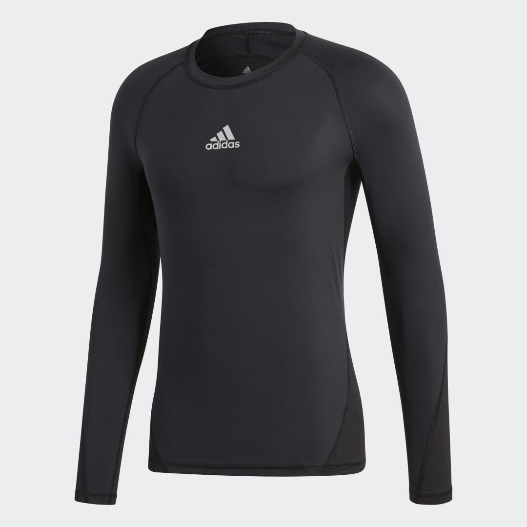 Лонгслив Alphaskin Sport adidas Performance