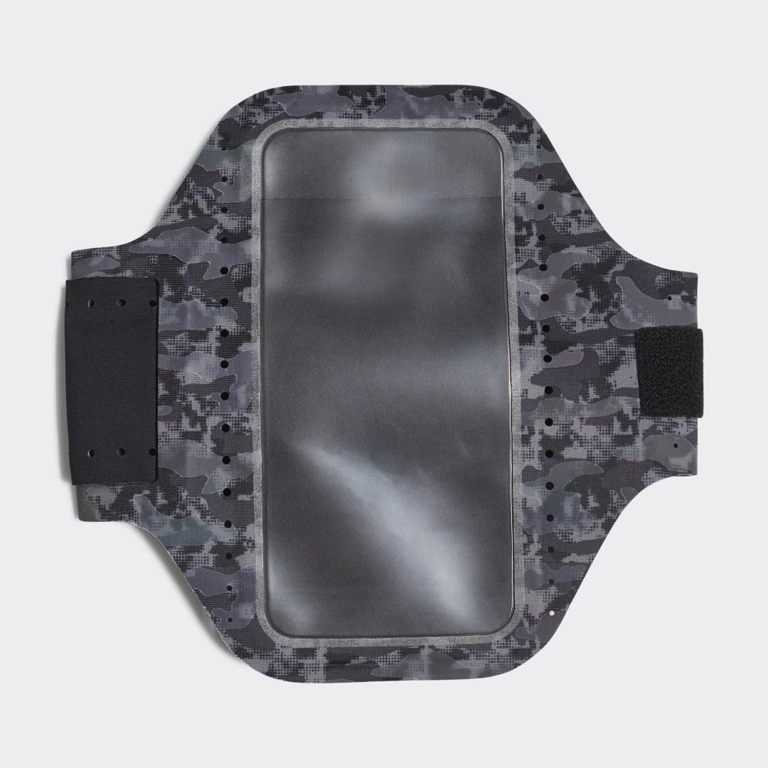 Universal Armband 2.0 Reflecterend Zwart Maat S