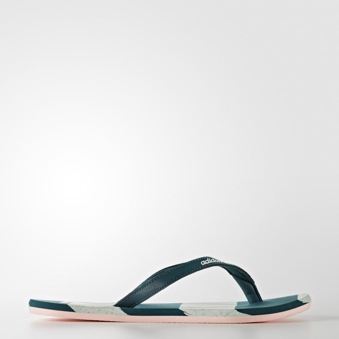 Сланцы Eezay Striped Marble adidas Performance