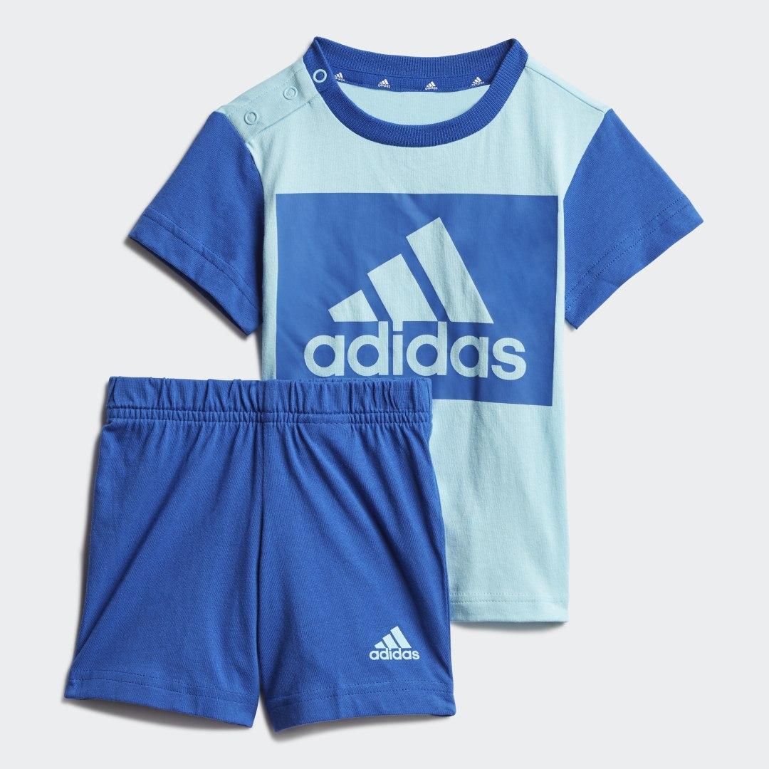 Essentials T-Shirt en Short Setje