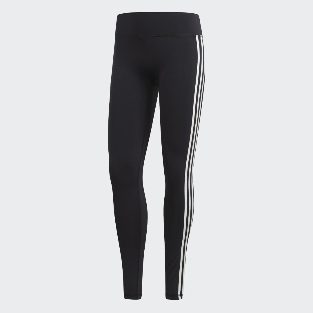 Купить Леггинсы Believe This 3-Stripes adidas Performance по Нижнему Новгороду