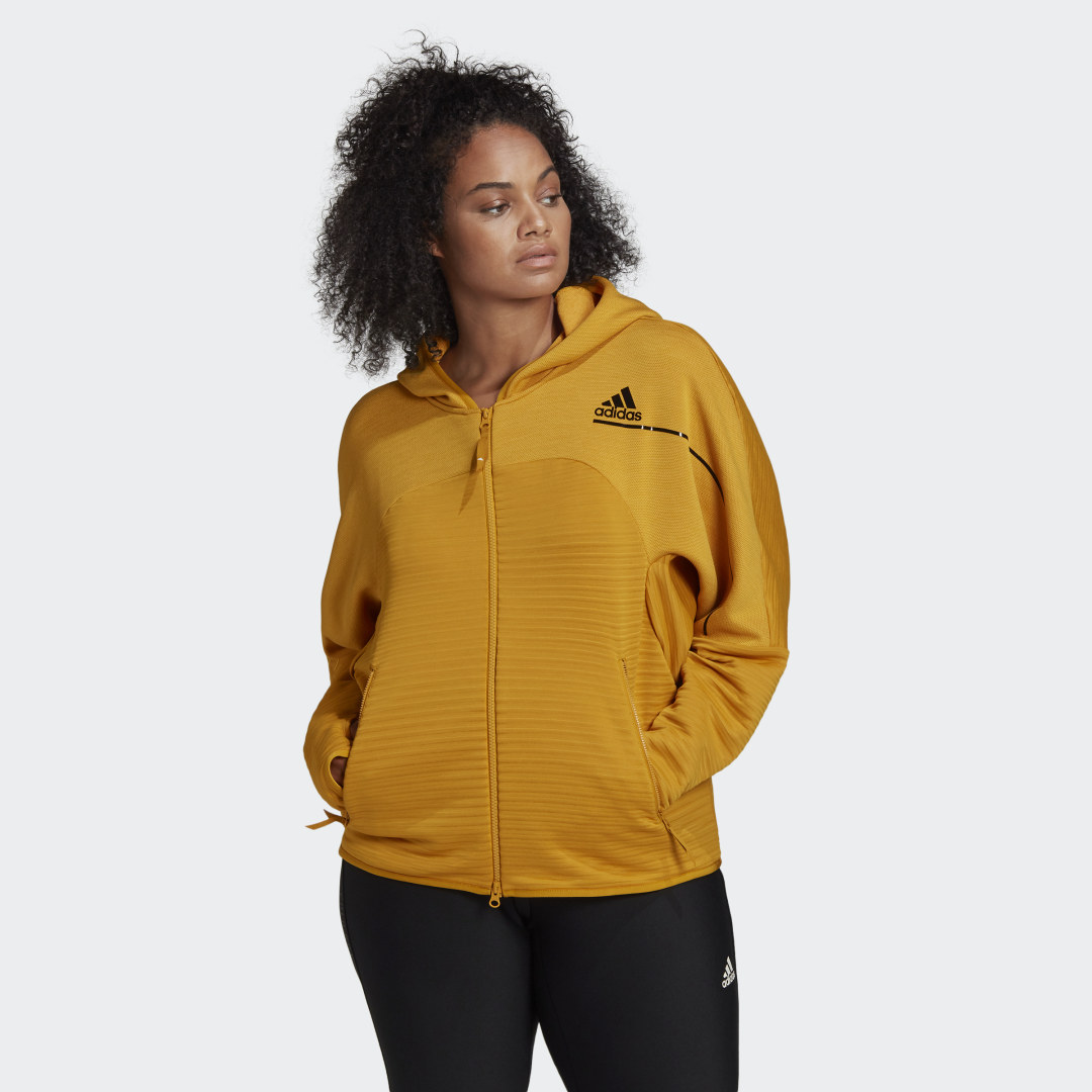 adidas Z.N.E. COLD.RDY Athletics Hoodie (Grote Maat)