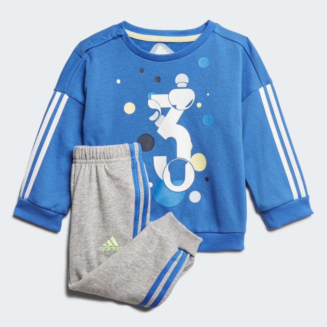 Комплект: брюки и джемпер Summer adidas Performance
