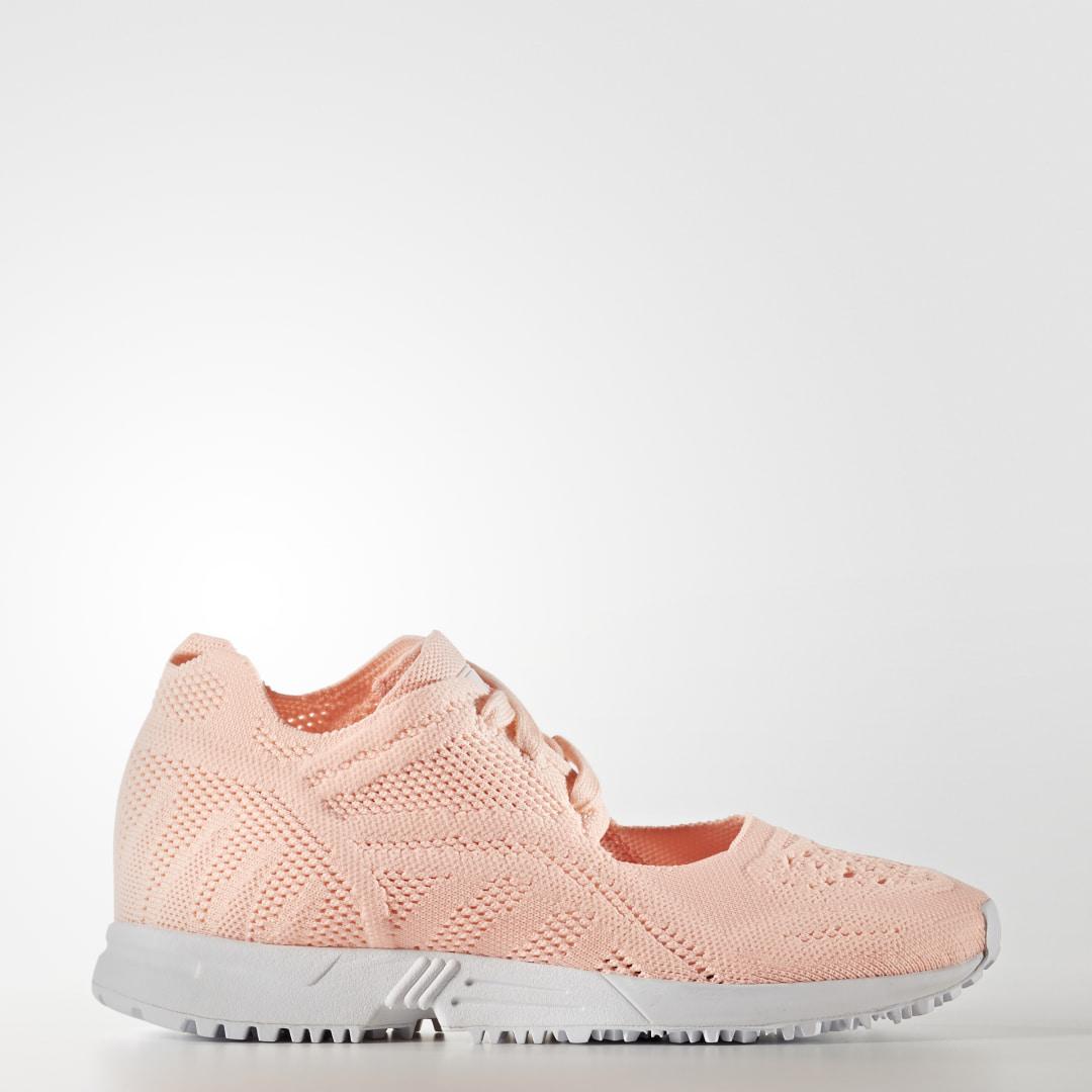 Купить Кроссовки EQT Racing 91 Primeknit adidas Originals белого цвета