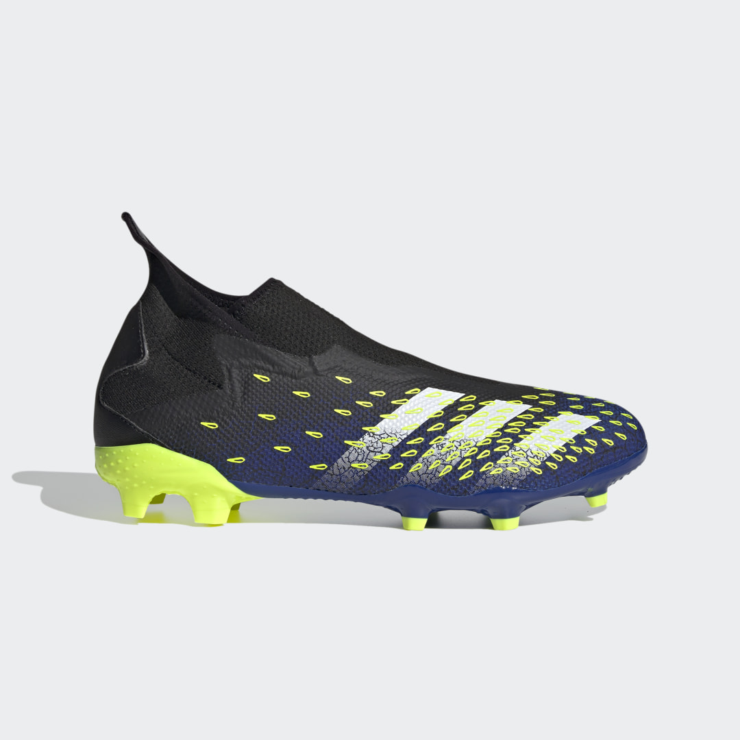 Футбольные бутсы Predator Freak.3 Laceless FG adidas Performance